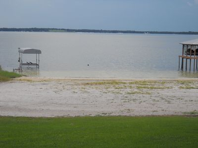 Photo for Lake front on North shore of Lake Weir, Florida (it is NOT a duplex / 2 entries)