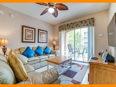Photo for Windsor Hills Resort 322 - 5 star condo with communal pool near Disney