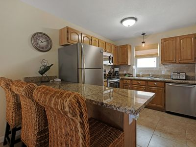 Photo for Beach Side Condo,  Just a Few Steps From Fun In The Sun,  Sunrise Village #111