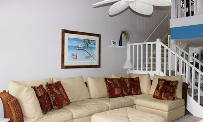 Photo for #1 Siesta & Crescent Beach are walking distance away - Ready for your Family!!