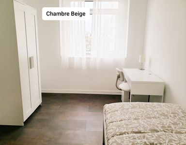 Photo for BEIGE AND BLUE ROOM