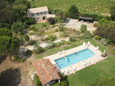 Photo for Bastide of charm in the countryside of Ramatuelle, near the beaches