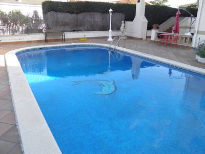 Photo for 4BR Villa Vacation Rental in Segur de Calafell, Catalunya