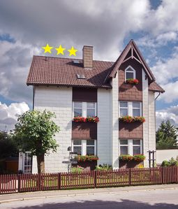 Photo for 3 star apartments, holiday with Olympic athletes, far from the Rennsteig