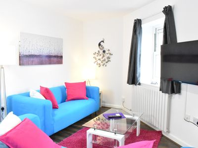 Photo for Light and airy 3 bedroom apartment in central location - great for family and friends