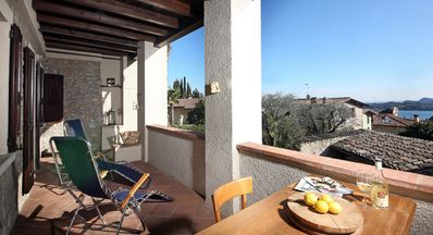 Photo for 1BR Apartment Vacation Rental in Gardone-Riviera