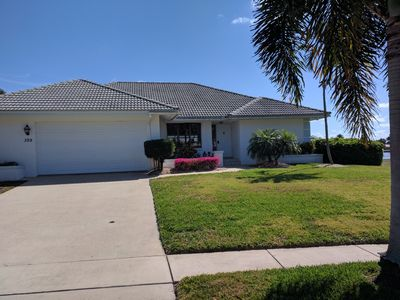 Photo for Marco Island Waterfront Home with Heated Pool, Bay-Like View