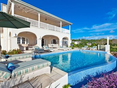 Fairway Views with Private Pool - High Spirits