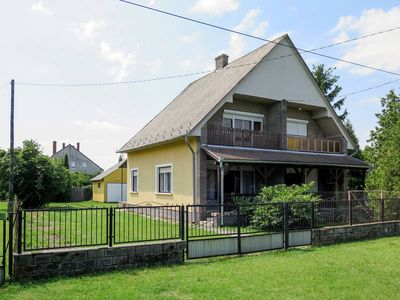 Photo for Vacation home Nefelejcs  in Balatonmariafürdö, Balatón - 4 persons, 2 bedrooms