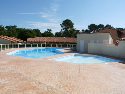 Photo for Holiday house in residence Les Villas de la Palmyre