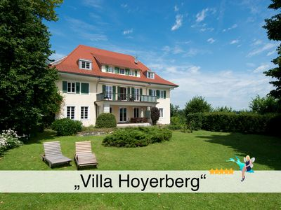 Photo for Great 5 star villa with garden, great view over Lake Constance and the Alps