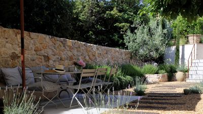 Photo for La Maison Provençale - Luxury Maison in Belle Epoque Villa with stunning gardens- 2 BED/ 2 BATH/ WIFI/ AC - short stroll away from beaches & old town Antibes