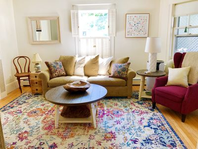 Photo for Harbor Hideaway is a beautifully decorated unit in Historic Old Town Marblehead