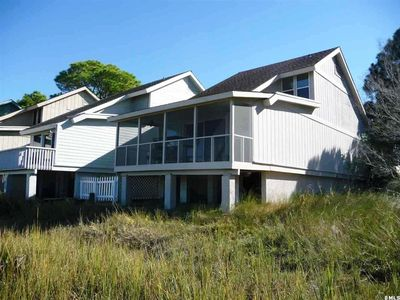 Photo for Beach Cottage overlooking the Marsh on Fripp Island-Private Paradise, Golf Cart