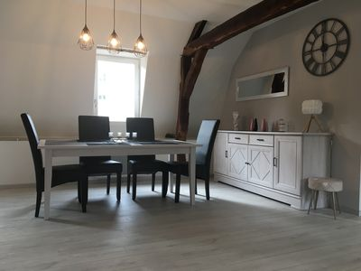 Photo for New - Magnificent apartment T3 renovated, fully equipped with terrace