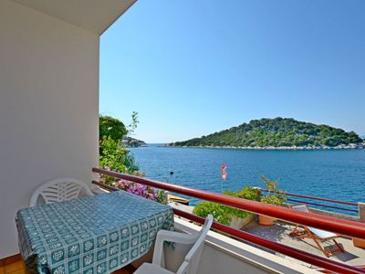 Photo for Apartments Đulijana (53801-A1) - Zaklopatica - island Lastovo