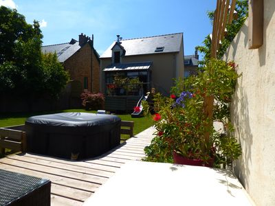 Photo for 3BR House Vacation Rental in Saint-Malo, Bretagne