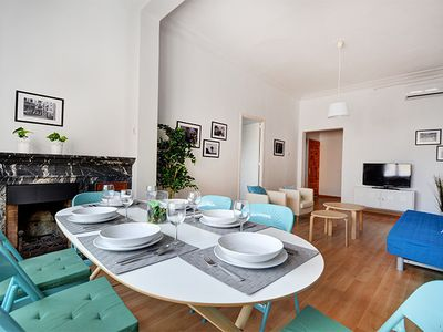 Photo for ALABAMA 7. Lovely bright apartment in the old town of Palma.