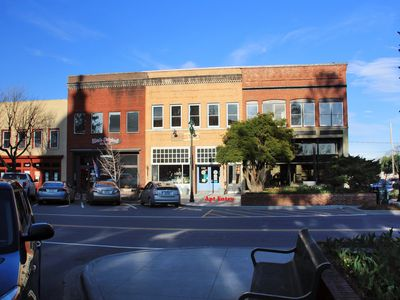 Photo for Downtown Loft in the Heart of Historic Hendersonville!  Best Main St Location!