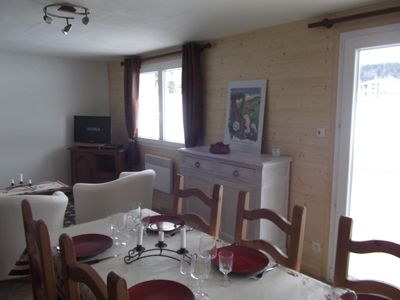 Photo for Comfortable ground floor with terrace and garden open to nature
