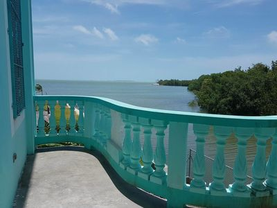 Photo for See Belize Relaxing 2-BR Sea View Vacation Rental