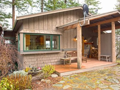 Photo for 2BR House Vacation Rental in Lummi Island, Washington