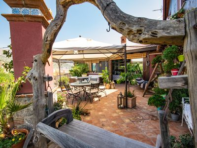 Photo for HOUSE IBISCUS 3 km from Taormina, 30 minutes from Etna and 50 meters from the sea.