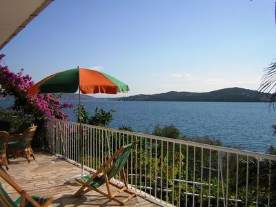 Photo for Holiday house  8049  - Seget Vranjica, Riviera Trogir, Croatia