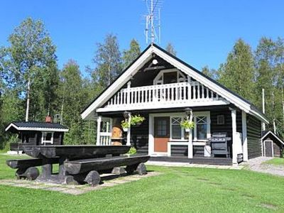 Photo for Vacation home Rauhanranta in Pyhäjärvi - 4 persons, 1 bedrooms