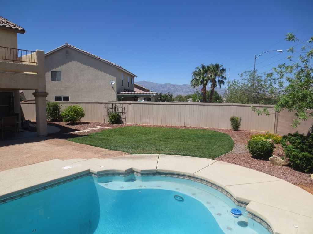 Sleep Tight Vacation Home Sleep 8 Private Swimming Pool Basketball Court North Las Vegas