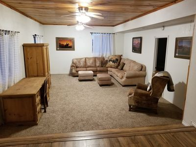 Photo for 4 Bedroom Ranchstyle Home with Horse property near William's Grand Canyon