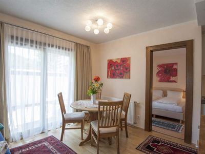 Photo for App. 1 bedroom / shower / WC, balcony or terrace - Apartmenthaus Rabitschhof