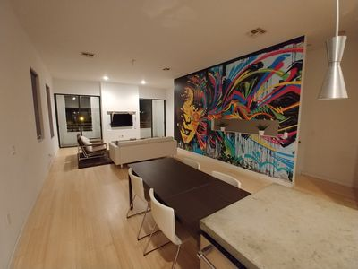 You'll love this awesome photo mural