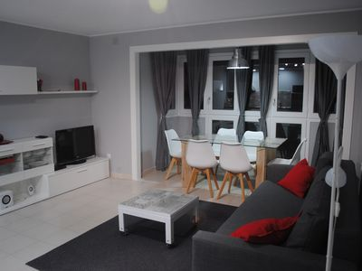 Photo for Nice apartment 100 m from Funicamp