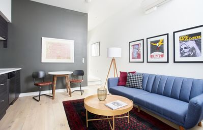 Photo for Sonder | Old City | Charming 1BR + Kitchen