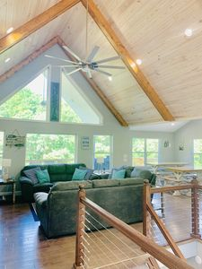 Photo for Waker's Paradise: Brand New Lakefront,9br/8.5ba, Private Dock,Hot Tub,Sleeps 32