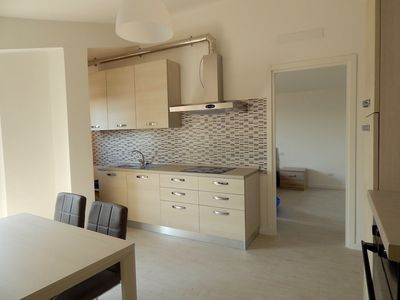 Photo for M157 - Marcelli, brand new three-room apartment 250 meters from the sea