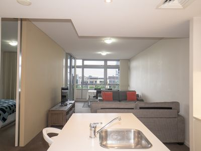 Photo for 1 bed executive apartment in Darling Harbour