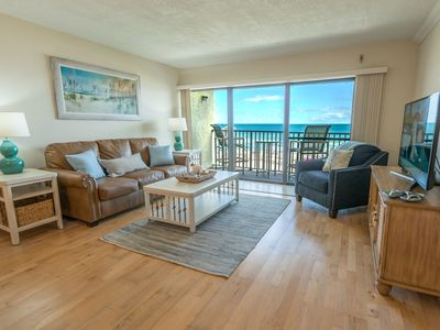 Photo for Penthouse - Next to Pier - Amazing Oceanfront Views