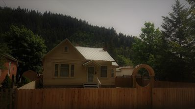 Photo for 2BR House Vacation Rental in Wallace, Idaho