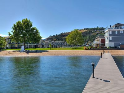 Photo for Kelowna Beach Front Cottages