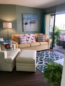 Beautiful water views, pull out sleeper sofa