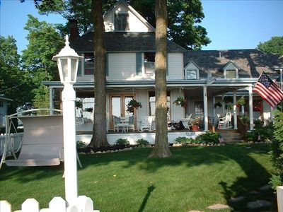 Stunning 9 Bedroom Bay Cottage Where Almost Vrbo