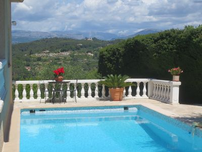 Photo for Petit Palmier - Villa for 8 people in Mougins