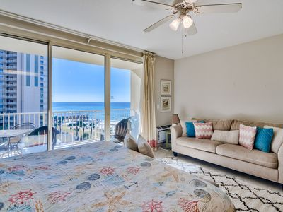 Photo for Unit 606: 6th Floor - Bch Front Luxury!  Shores of Panama - Best Pool in Town