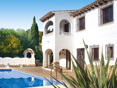 Photo for Holiday homes, Benissa  in Um Valencia - 10 persons, 5 bedrooms
