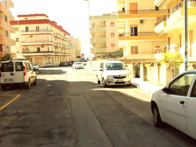 Photo for Apartment Just a Few Meters from the Beach with Air Conditioning and Balcony
