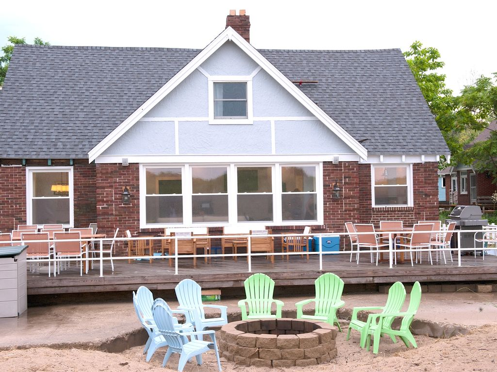 How You Dune Lake Michigan Beach House Vrbo