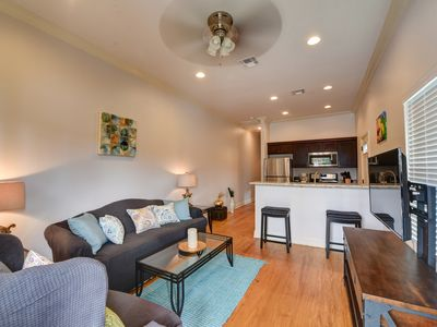 Photo for NOLA SUITES: BLISSFUL 1 BD WALK 4 BLOCKS TO JAZZFEST JUST MINUTES AWAY FROM FR QUARTER, DOWNTOWN& SU