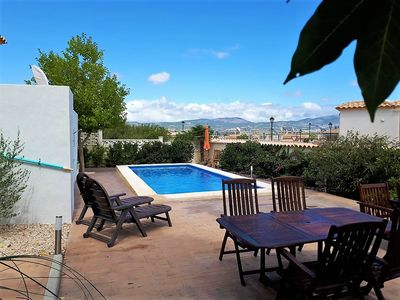 Photo for Villa MaruSol in Castalla, inland of Alicante, for rest or active holidays.